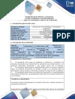 Guía de Actividades y Rúbrica de Evaluación - Paso 4. Proyecto Fase 2