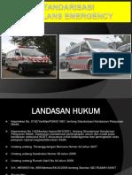 003.STANDARISASI AmbulanS eMERGENCY BEJ.ppt