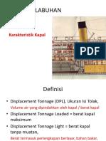 Definisi & Karakteristik Kapal (2)