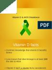 Vitamin D AIDS