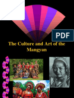 The Culture and Art of the Mangyan