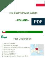 Polish Power System