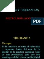 Ajustes y Tolerancias Carhuay - Moncada