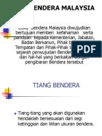 Etika Bendera Malaysia