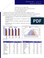 Rollover Analysis Aug10