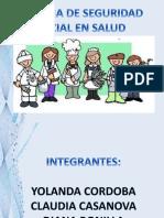 Diapositivas Del Sistema de Salud