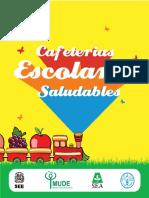Cafeteria Escolar Saludable