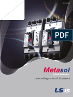 LSIS - Molded Case Circuit Breaker (MCCB) - Catalog