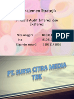 Audit Internal Dan Eksternal