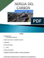 Energia Del Carbon Presentacion