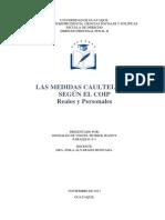 Trabajo Derecho Procesal Penal 2