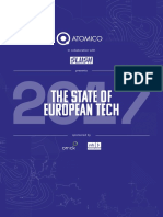 State of European Tech 2017 Full Report