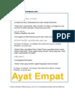 AYAT 4