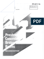 Prestressed Bridge Beams PCA - 2nd Edition