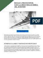 Armas Secretas y Prototipos Alemanes de La Segunda Guerra Mundial