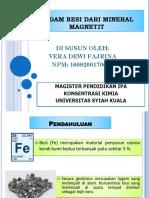 PPT MAGNETIT
