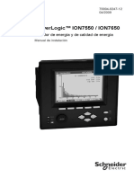 PowerLogic ION7x50 Manual de instalación (70004-0247-12).pdf