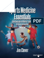 (Jim Clover) - Sports Medicine Essentials - 2° Edition