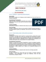 03.-Linea de Conduccion (399.70ml)