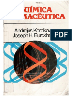 Química Farmacêutica - Andrejus Korolkovas