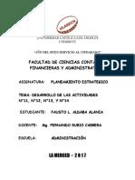 PLANEAMIENTO ESTRATEGICO,,,,,,,,