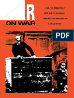 Craig_Nation, War on War, Lenin, The Zimmerwald Left, And the Origins of Communist Internationalism