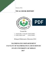 Critical Book Report PKN
