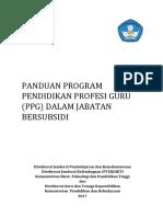 Panduan PPG Dalam Jabatan Completed