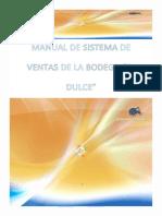 Manual de Sistema