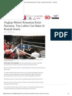 20. Ungkap Misteri Kematian Ketut Narinten, Tim Labfor Cari Bukti Di Rumah Suami - Tribun Bali