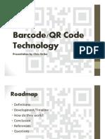 Microsoft PowerPoint - QR Codes