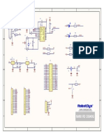 Schematic Arduino NANO-V3-CH340G ATMEGA328P