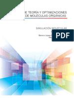 Nivel de Teoría y Optimizaciones de Moléculas Orgánicas