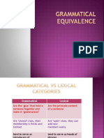 135916192 Grammatical Equivalence