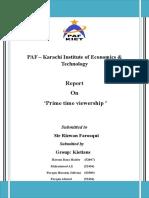 Stats Final Report
