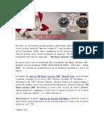 Para El Día de Navidad 2017-TAG Heuer Carrera1887 SpaceXReloj Replica
