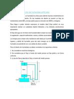 Diseño y Construcción de Humedales Artificiales