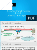 19 Securing Switch Access Part 2