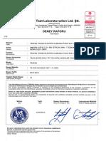 Tekpan Certificación Ip6x (Teos)