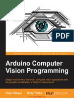 Programación de Visión Por Computadora Arduino-Ingles