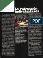Instrucción Individualizada