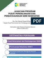 1P2 Pusrengun SDMK Perkonas 22 Maret 2017
