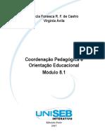 Livro Proprietário - Coordenação Pedagógica