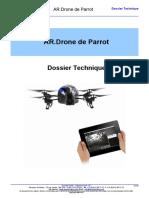 Dossier Technique AR Drone