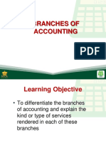 2 branches of accounting