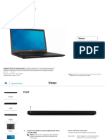 Inspiron 17 5758 Laptop Reference Guide en Us