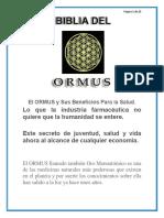 El Ormus y Sus Beneficios