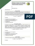 Perdida de Cargas Principales de diferentes autores.docx