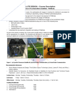 PES ShortCourse Description