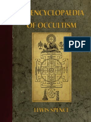 Encyclopaedia of Occultism - Lewis Spence   Magic